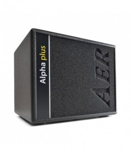 ALPHA PLUS BLACK