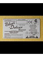 Blues Deluxe™ Reissue, 230V EUR