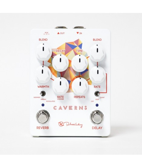 CAVERNS DELAY/REVERB V2