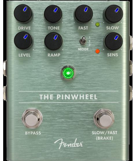 The Pinwheel Rotary Speaker Emulator