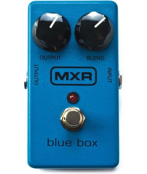BLUE BOX FUZZ+OCTAVER
