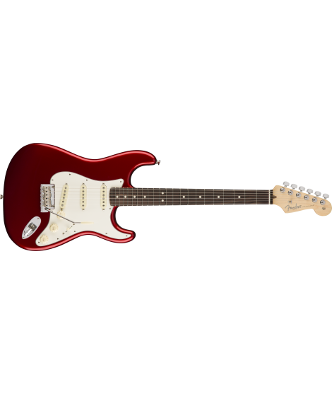 American Pro Stratocaster®, Rosewood Fingerboard, Candy Apple Red
