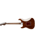 Rarities Flame Top Stratocaster®, Flame Maple Top, Rosewood neck with Maple Fingerboard, Golden Brown