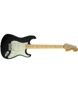 The Edge Strat®, Maple Fingerboard, Black