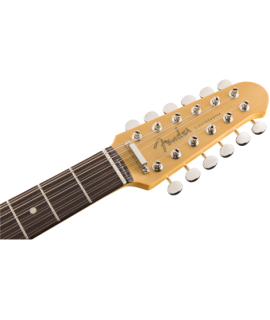 Strat XII, Rosewood Fingerboard, Olympic White