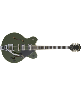 G2622T Streamliner™ Center Block with Bigsby®, Laurel Fingerboard, Broad'Tron™ BT-2S Pickups, Torino Green