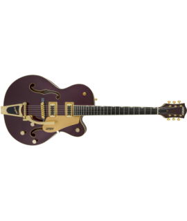 G5420TG Electromatic® 135th Anniversary LTD Hollow Body Single-Cut with Bigsby®, Compressed Ebony Fingerboard, Two-Tone Dark Che