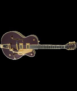 G5420TG Electromatic® 135th Anniversary LTD Hollow Body Single-Cut with Bigsby®, Compressed Ebony Fingerboard, Two-Tone Dark Che
