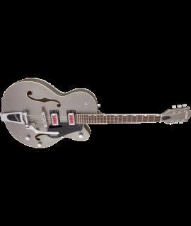 G5410T Electromatic® Rat Rod Hollow Body Single-Cut with Bigsby®, Rosewood Fingerboard, Matte Phantom Metallic