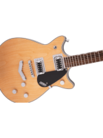 G5222 Electromatic® Double Jet™ BT with V-Stoptail, Laurel Fingerboard, Aged Natural