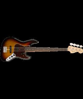 American Original '60s Jazz Bass®, Rosewood Fingerboard, 3-Color Sunburst