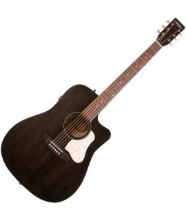 Americana Faded Black QIT Dreadnought