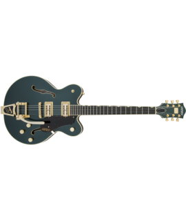 G6609TG Players Edition Broadkaster Center Block Double-Cut with String-Thru Bigsby and Gold Hardware, USA Full'Tron™ Pickups, C