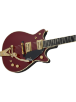 G6131T-62 Vintage Select '62 Jet™ with Bigsby®, TV Jones®, Vintage Firebird Red