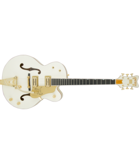 G6136T-59 Vintage Select Edition '59 Falcon™ Hollow Body with Bigsby®, TV Jones®, Vintage White, Lacquer