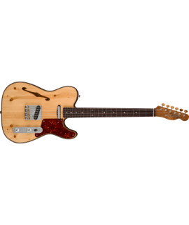 Limited Edition Knotty Pine Tele® Thinline AAA Rosewood Fingerboard Aged Natural