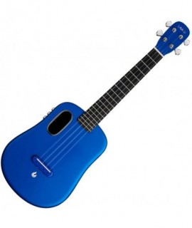 LAVA MUSIC U Concert Free-boost Ukulele Blue