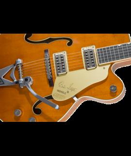 G6120T-BSSMK Brian Setzer Signature Nashville® Hollow Body '59 Smoke with Bigsby®, Ebony Fingerboard, Smoke Orange