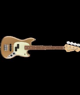Player Mustang® Bass PJ, Pau Ferro Fingerboard, Firemist Gold