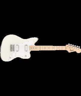 Mini Jazzmaster® HH, Maple Fingerboard, Olympic White