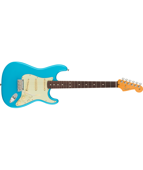 American Professional II Stratocaster®, Rosewood Fingerboard, Miami Blue