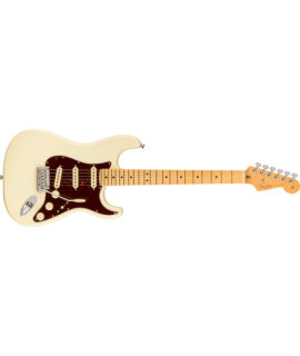 American Professional II Stratocaster®, Maple Fingerboard, Olympic White