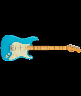 American Professional II Stratocaster®, Maple Fingerboard, Miami Blue