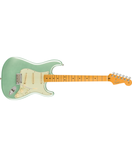 American Professional II Stratocaster®, Maple Fingerboard, Mystic Surf Green