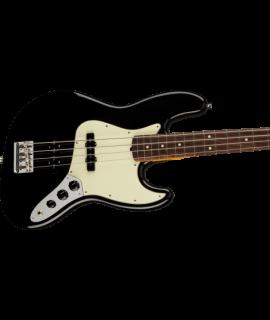 American Professional II Jazz Bass®, Rosewood Fingerboard, Black