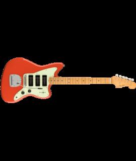 Noventa Jazzmaster®, Maple Fingerboard, Fiesta Red