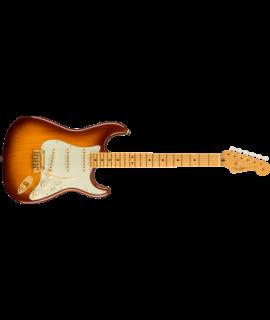 75th Anniversary Commemorative Stratocaster®, Maple Fingerboard, 2-Color Bourbon Burst