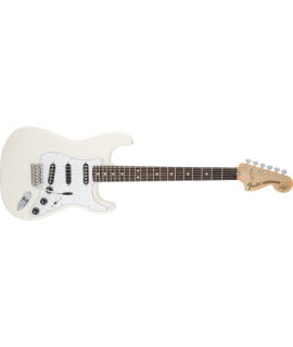 Ritchie Blackmore Stratocaster®, Scalloped Rosewood Fingerboard, Olympic White