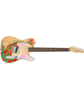 Jimmy Page Telecaster®, Rosewood Fingerboard, Natural