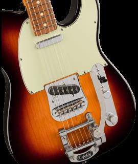 Vintera® '60s Telecaster® Bigsby, Pau Ferro Fingerboard, 3-Color Sunburst