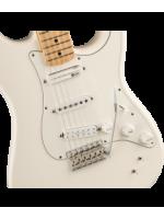 EOB Stratocaster®, Maple Fingerboard, Olympic White
