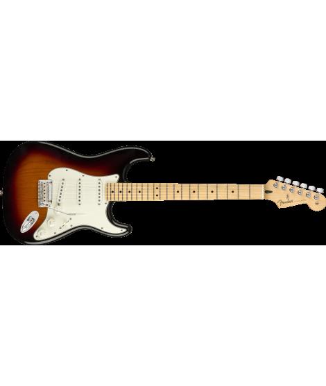 Player Stratocaster®, Maple Fingerboard, 3-Color Sunburst