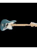 Player Jaguar® Bass, Maple Fingerboard, Tidepool